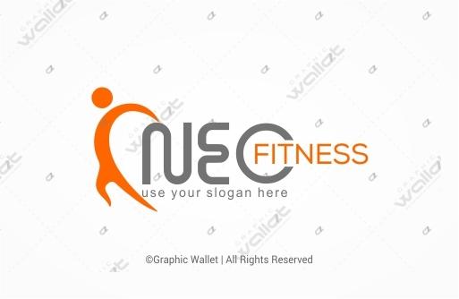 Neo Fitness Logo