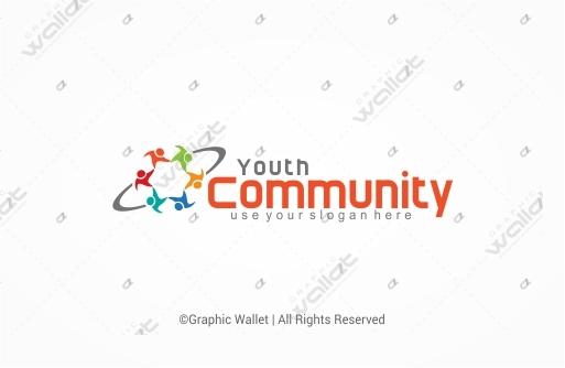 Youth Community Logo
