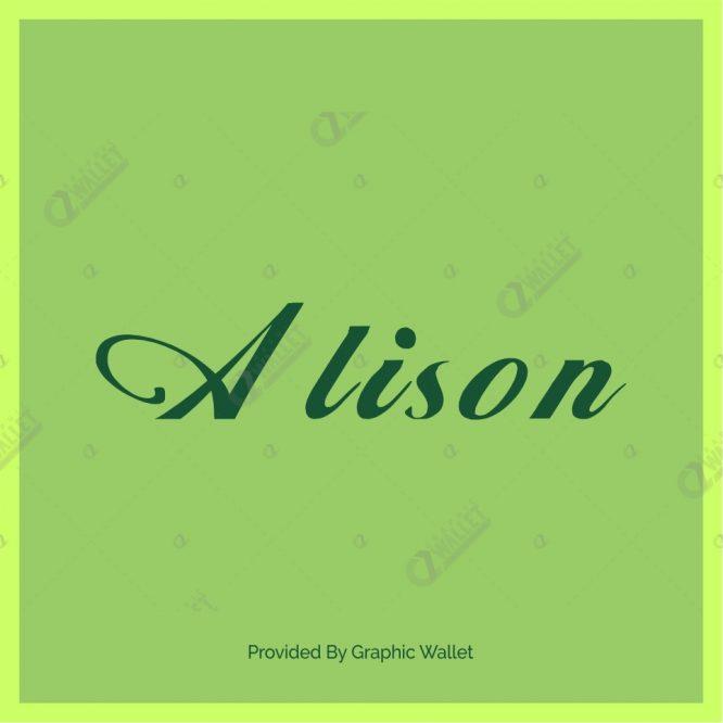 Alison Font