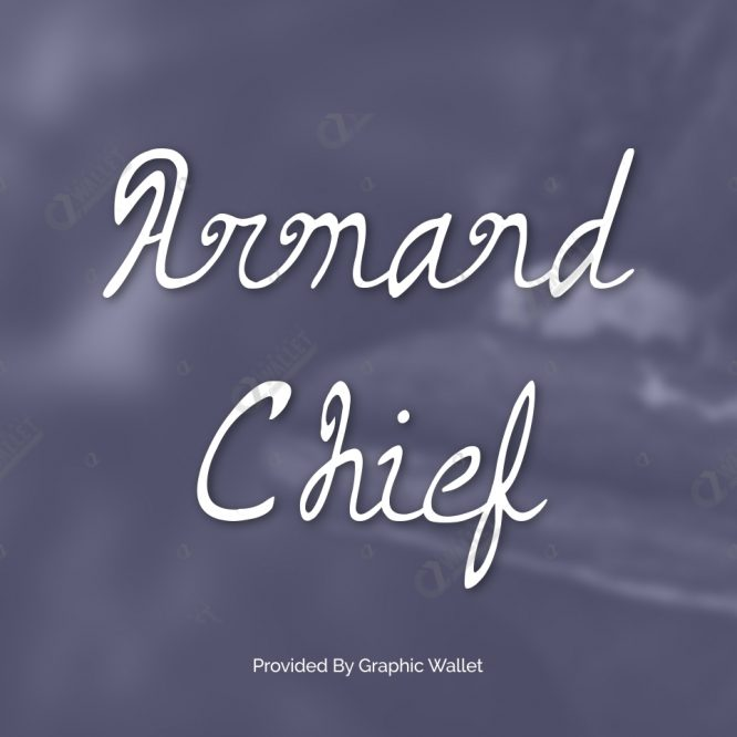 Armand Chief Font