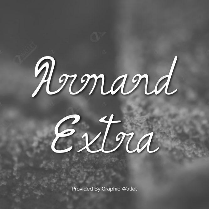 Armand Extra Font
