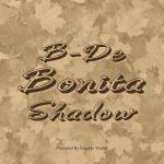 B-de Bonita Shadow Font