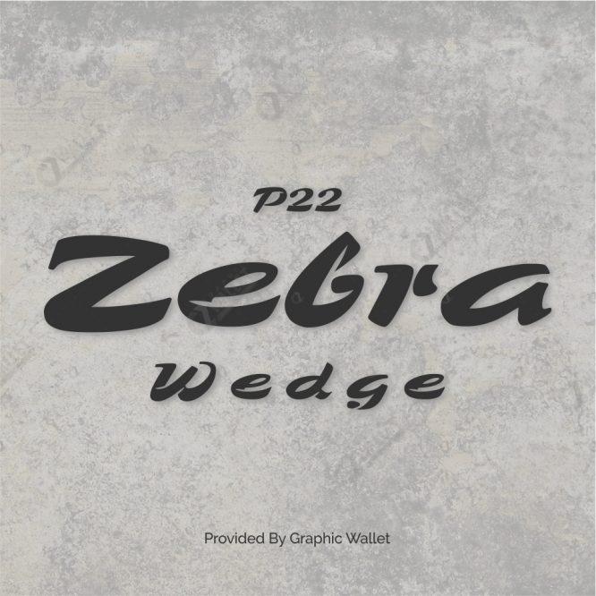 P22 Zebra Font_3