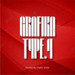 GRAFIKA TYPE.4 FONT