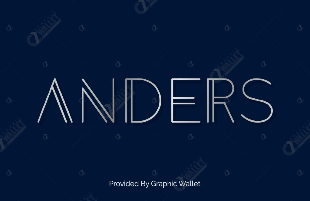 Anders Font