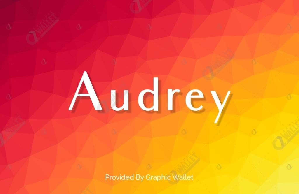 Audrey Font