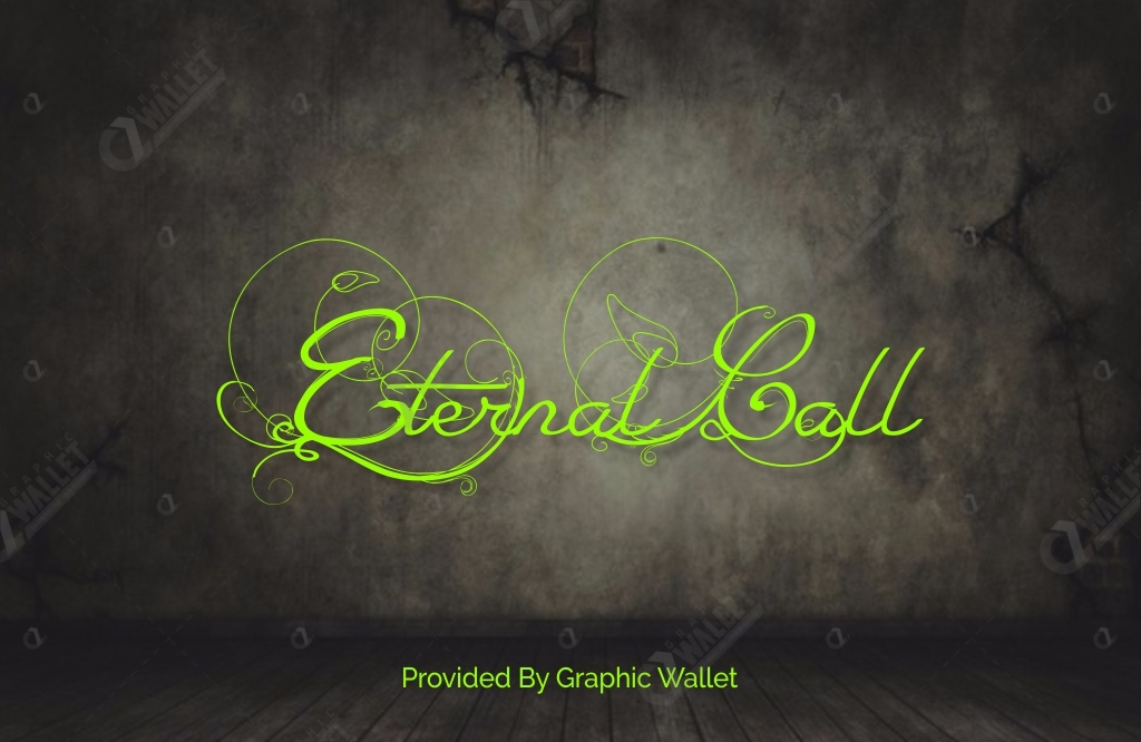 Eternal Call Font