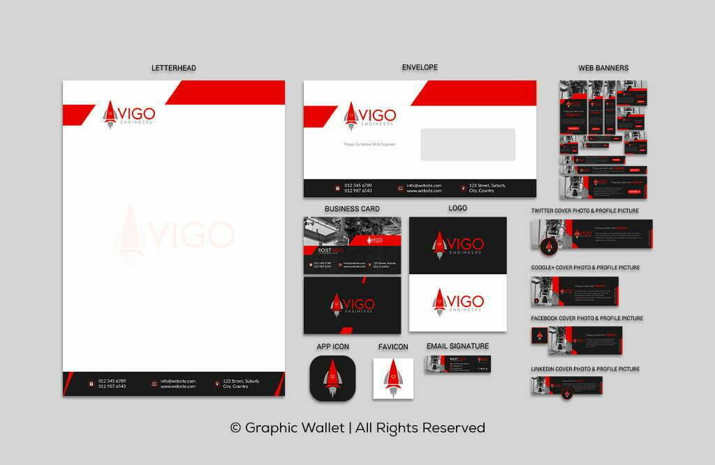 VIGO ENGINEERS – BRANDING KIT