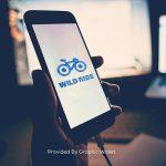 iPhone 6S Logo Mockup – WILD RIDE