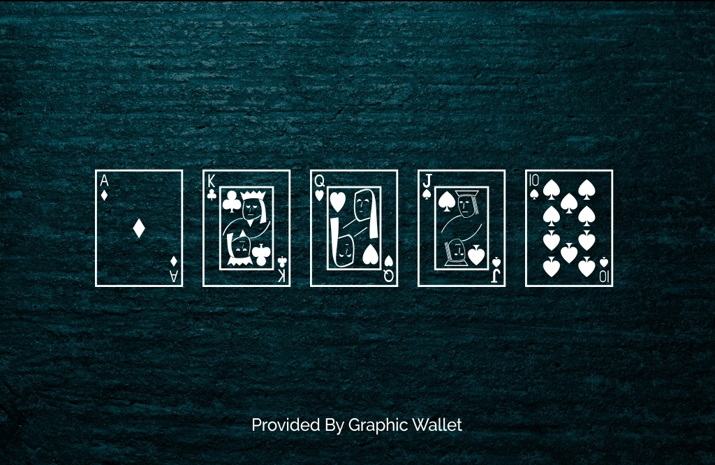 Playing Cards Font