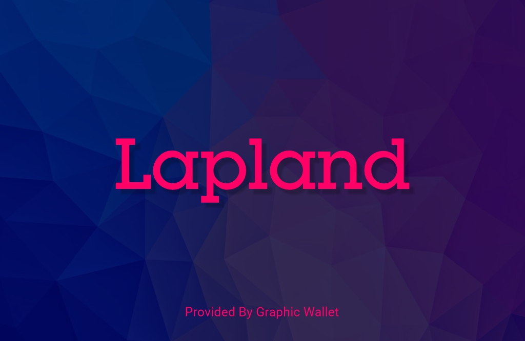 Lapland Font Family