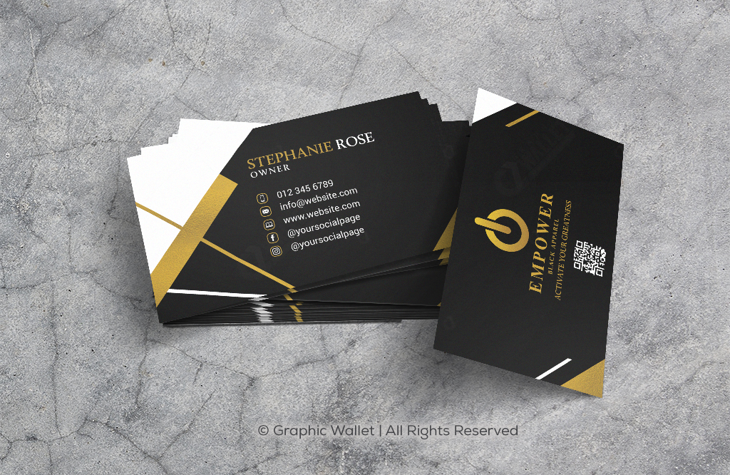 EMPOWER – BUSINESS CARD