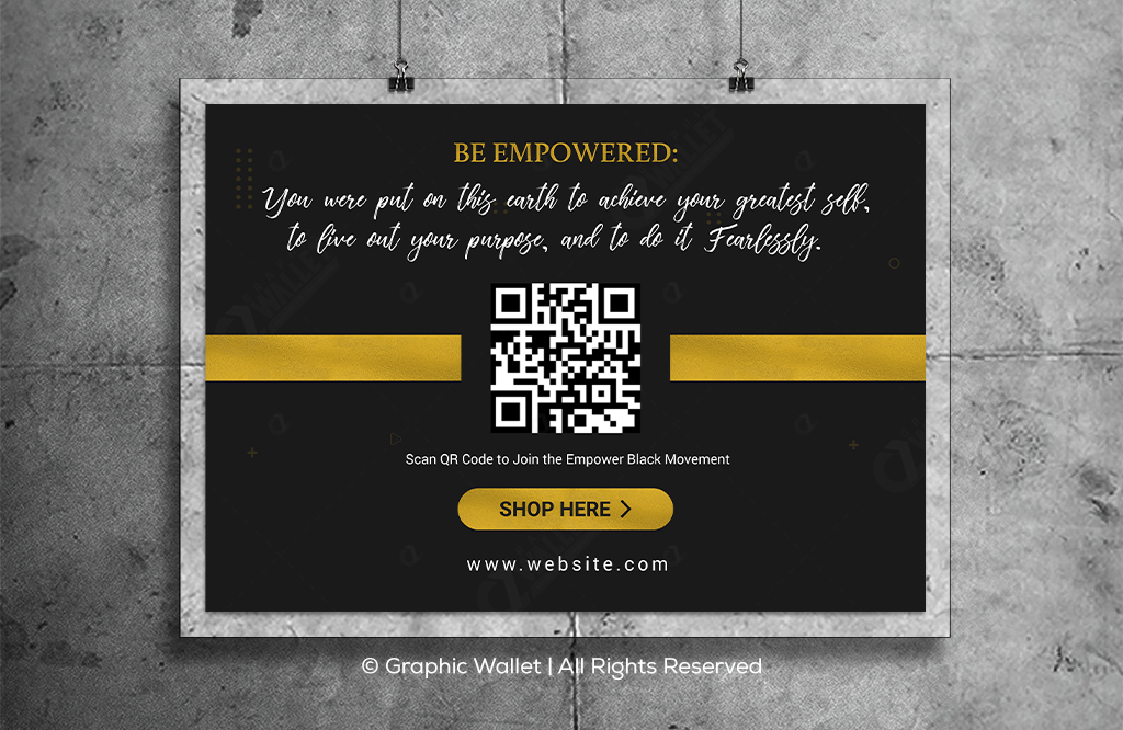 EMPOWER – FLYER BACK
