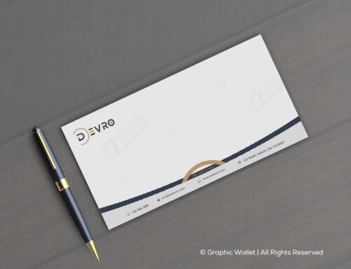 Devro – Envelope #1