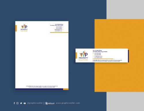 VIP Property Solutions – Letterhead